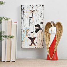 Nativity Canvas Art Print | Kirklands