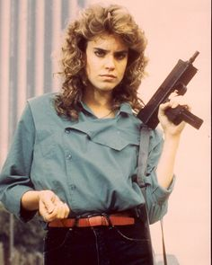 Women of Action: Catherine Mary Stewart – Night of the Comet Fiction Movies, Sci Fi Movies, Science Fiction, Iconic Movies, Horror Movies, Catherine Mary Stewart, Self Defense Women, Famous Monsters, Weird Creatures