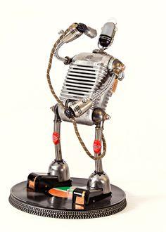Mike Robot © 2014 Graham Schodda