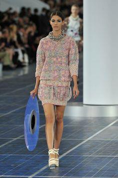 Chanel Fashion 2013 | Chanel: Runway – Paris Fashion Week Womenswear Spring / Summer 2013