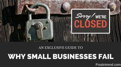 just one-third of small businesses end up celebrating their 10-year anniversary in business Top 7 Reasons Why Small Businesses Fail you must know