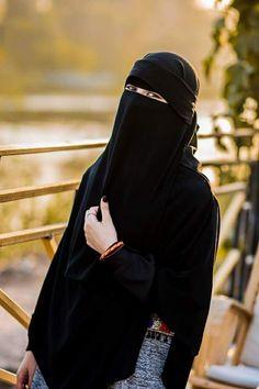 Niqab Eyes, Hijab Niqab, Muslim Hijab, Mode Hijab, Hijab Outfit, Muslim Baby Names, Muslim Girls, Beautiful Muslim Women, Beautiful Hijab
