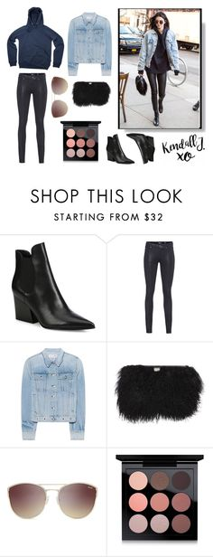 """Kendall Jenner"" by puddles-6 ❤ liked on Polyvore featuring xO Design, Kendall + Kylie, TIGHA, rag & bone, Australia Luxe Collective, MAC Cosmetics, jenner, kendall and jenners"