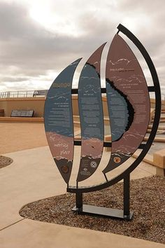 Mungo meeting place entry sign