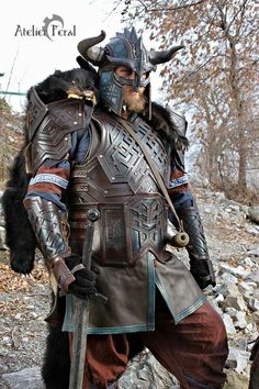 Viking/ dwarvish/ fantasy like armor