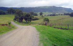 4WD route through Cambanoora Gorge