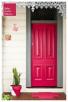 How to transform your front door - Home Beautiful Magazine Australia