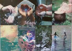 Fantasy Collages Number 13: Magic