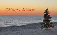 Christmas at the beach #AquaSpaBath #DreamOn