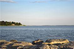Oakland Beach in Warwick, Rhode Island     #VisitRhodeIsland