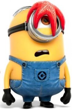 Silly Despicable Me Minion Character Costumes