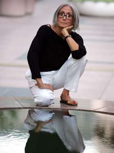 Twyla Tharp, 72