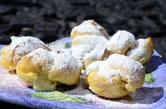 Celebrate the Carnival of Venice with some traditional homemade Zeppole!