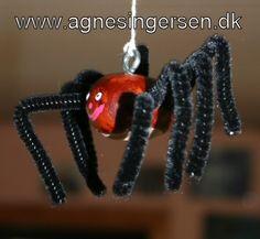 Kastanje edderkoppen « Agnes´ kreative univers