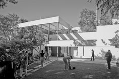 Lovell Health House by Richard Neutra, 1929 #architecture