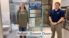 Re-Bath Omaha design consultant, Colin, talks about the types of shower doors available, which doors to choose for different types of showers, and some fun design choices. Diy Bathroom, Small Bathroom, Shower Doors, Design Consultant, Cool Designs, Showers, Choices, Fun, Modern Condo