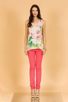 Sugar Rush Collection - #flygirl #flygirliytaly #collezione #collection #SugarRush #primaveraestate2014 #pe2014 #trousers #pantalone #rosso #corallo #springsummer2014 #ss2014 #dress #vestito #flower #floreale #fiori #gorgeous #sexy #lei #her #woman #girl #stile #style #tendenza #trend #outfit #musthave