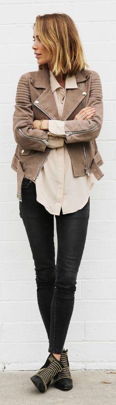 Pinterest : 25 façons de porter le jean noir | Glamour Plus