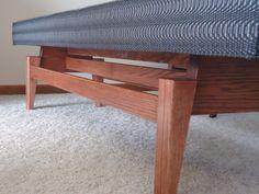 Heidi Herrman's Bench based on Jens Risom Bench