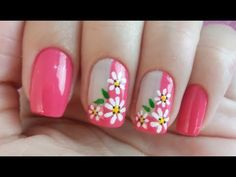 Nail Swag, Hair Tattoos, Manicure E Pedicure, What To Make, Healthy Snacks For Kids, Healthy Living Tips, Nail Arts, Toe Nails, Beauty Hacks
