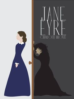 Items similar to Jane Eyre Literature Poster, Digital File, Modern Literature Print, Printable Book Poster, Reading Wall Art on Etsy Jane Eyre Book, Jane Austen, British Literature, Classic Literature, Classic Books, Cover Art, Books And Tea, Moving On Quotes Letting Go, Good Books