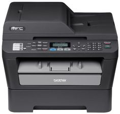 #amazon Brother EMFC7460DN Refurbished Monochrome Printer with Scanner, Copier and Fax - $119.99 (save 29%) #brother #brotherprinter #faxmachines