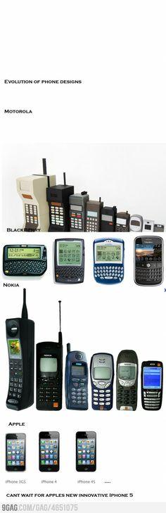 Phone Evolution : kinda simple. We want the iphone 5.