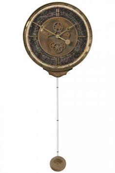 Leonardo Chronograph Black with Pendulum
