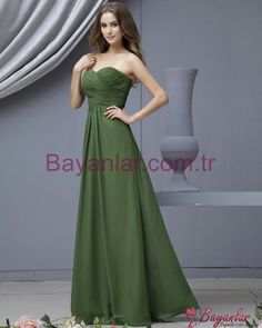 ef1da2d8fb0a Floor Length Inverted Triangle Strapless Apple Mid Back Hourglass Beach  Bridesmaid Dress