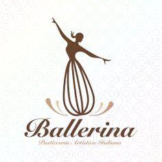 Ballerina ::: Italian Pastry Art logo