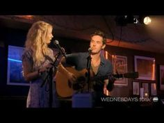 from NASHVILLE (the program)...Clare Bowen and Sam Palladio ...one of the MOST BEAUTIFUL DUETS I HAVE EVER HEARD IN MY LIFE....spine tingling....AMAZINGLY beautiful..