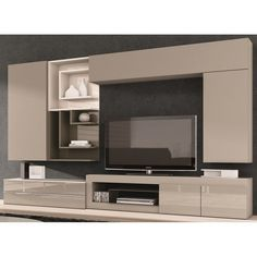 Tv Unit Interior Design, Tv Unit Design, Modern Interior, Tv Design, Lcd Units, Luxury Modern Homes, Bedroom Wall Designs, Tv Cabinets, Living Room Inspiration