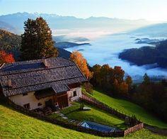 San Lorenzo, Stunning Lodge in The Italian Alps