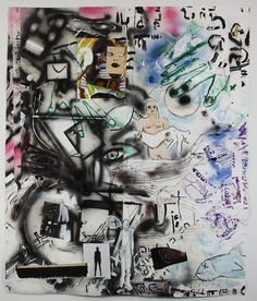 Douglas Kolk - Into The Trees - Contemporary Art Galleries In London, Master Chief, Contemporary Art, Art Gallery, Sketch, Trees, Design Ideas, Dark, Drawings