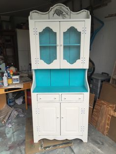 Country hutch by D Dunbar