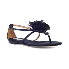 Badgley Mischka Zowie Sandal Black