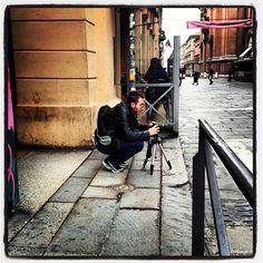 Fotografare semaforo viale Indipendenza #lamiabologna