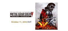 Metal Gear Solid V: The Definitive Experience. #MGSVTheDefinitiveExperience #MGSV #MGSVTPP #NakedSnake #VenomSnake #PunishedSnake #ThePhantomPain #MetalGearSolid #BigBoss #DiamondDogs #RevolverOcelot #Shalashaska #Quiet #DDog #Dhorse #KazuhiraMiller