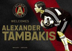 I am based out of Atlanta, GA and excited to see the arrival of the MLS team Atlanta United FC that opens play in 2017.  The new stadium they will be playing in is under construction and seasons tickets are on sale progress is being made.  Well recently another important first step happened and that is the signing of ATLUTD first player goalkeeper Alexander Tambakis. He is a 23 year old 6'2 goalkeeper who has made a name for him playing for Panathinaikos in the Greek SuperLeague.  He will…
