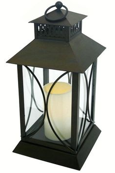 Flameless lantern