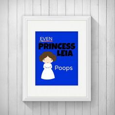 Star Wars Bathroom Prints Kids Bathroom by SimplyLoveCreations