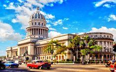 Habana vieja, capitolio