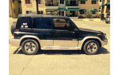 Suzuki Sidekick 1998 de GLP Usado color Negro se subasta aqui en - AutoSubasta.do