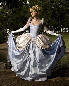 Cinderella by trueenchantment.deviantart.com