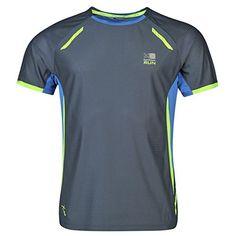Karrimor Mens Xlite Tee Top Sports Running Short Sleeve T Shirt Breathable - The Ultimate Shopping Portal