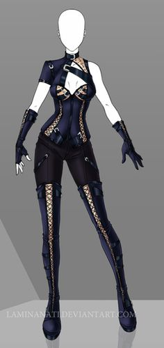 Villain Costumes, Hero Costumes, Anime Outfits, Mode Outfits, Fashion Outfits, Drawing Anime Clothes, Dress Drawing, Fashion Design Drawings, Fashion Sketches