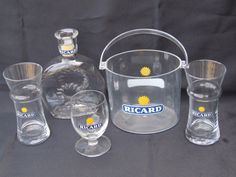 Ricard collection by VintageRetroOddities on Etsy