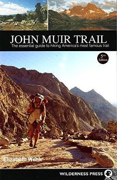 John Muir Trail: The Essential Guide to Hiking America's Most Famous Trail by Elizabeth Wenk (2014-06-03) ** To view further for this item, visit the image link.