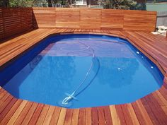 Above Ground Pool Privacy Screen