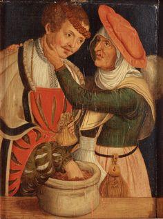 Лукас Кранах \ Династия художников раннего Возрождения Lucas Cranach the Elder (Germany, 1472–1553), Lucas Cranach the Younger (1515–1586) \2\. Обсуждение на LiveInternet - Российский Сервис Онлайн-Дневников